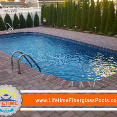 Lifetime Fiberglass Pools Swimming Pool Builders Reviews Past Projects Photos Houzz