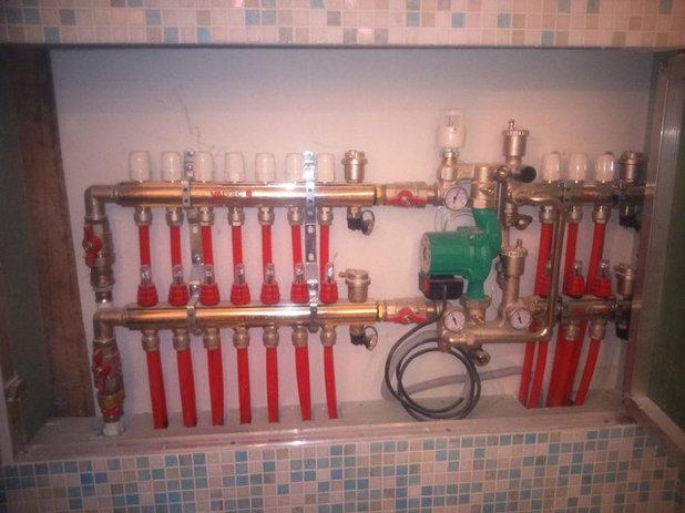 Wie wählen Sie: — Gas-Brennwertkessel für die Heizung eines ...