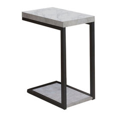 Coaster Industrial Snack Table