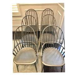 Incredible Martha Stewart East Hampton Windsor Chair By Bernhardt Download Free Architecture Designs Ferenbritishbridgeorg