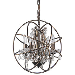 Contemporary Chandeliers by Edvivi