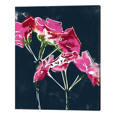 """Geraniums"" by Linda Woods, Canvas Wall Art, 16""x20"""