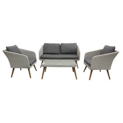 Tropical Outdoor Lounge Sets by Velago Furniture Outlet