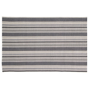 Handwoven Multicolour France Cotton Rug, 120x180 cm
