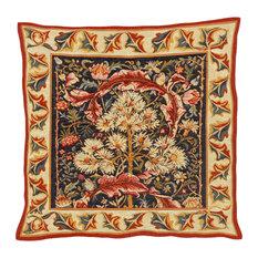 William Morris Acanthus European Cushion