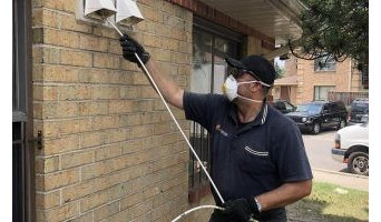 How often do dryer vents need cleaning?
