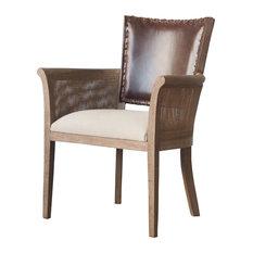 Burnham Home Designs Amelia Arm Chair