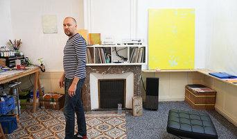Miles Hall - artiste, Mireval, France