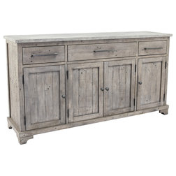Rustic Buffets And Sideboards by Kosas