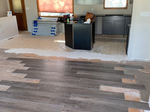 Which Direction To Lay Vinyl Flooring