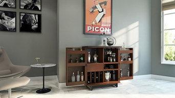 BDI Furniture, Corridor Bar
