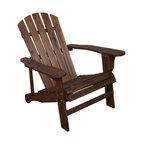 Adirondack Chair, Charred