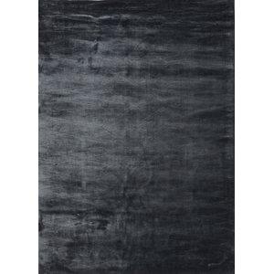 Edge Rug, Dark Blue, 170x240 cm