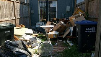 Remodel debris removal by Stuff Haulers