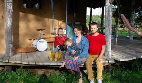 В гостях: Соломенный дом, вдохновленный Зеленой школой на Бали