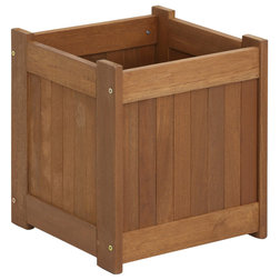 Transitional Outdoor Pots And Planters by Furinno