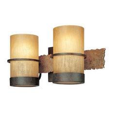 Rustic Iron Bathroom Vanity Lights Houzz