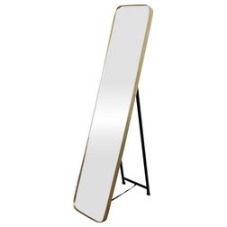 Contemporary Freestanding Mirrors by Melody Maison