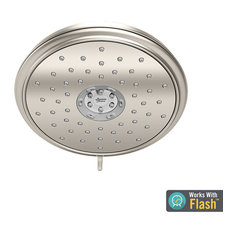 Spectra Plus Fixed Traditional Fixed Shower Head, 2.5 gpm
