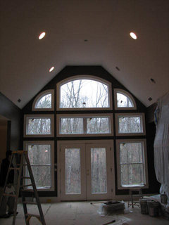 For Those Of You With A Vaulted Greatroom Ceiling