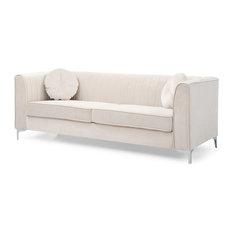 Delray Sofa, Ivory
