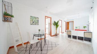 Home Staging para venta.