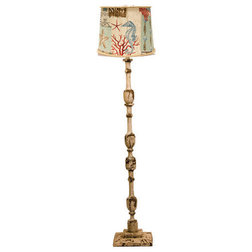 Beach Style Floor Lamps by West Highland Group