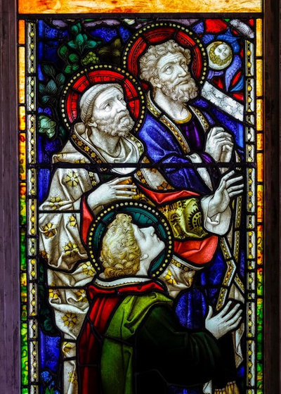 by ステンドグラス ルヴェ―ル(stained Glass LeVere)