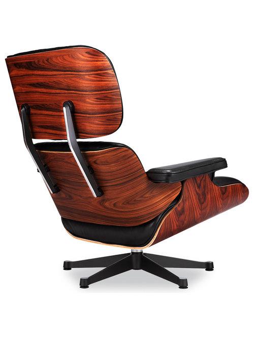 Vitra style lounge chair replica for Vitra replica