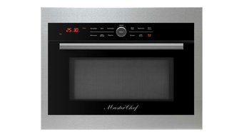 "5 in 1 Oven, 24"" Built in Convection Microwave, including Stainless Trim Kit"
