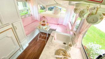 Tiny home camper