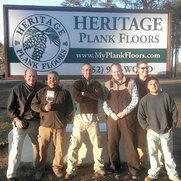 Heritage Plank Floors Ayden Nc Us 28513