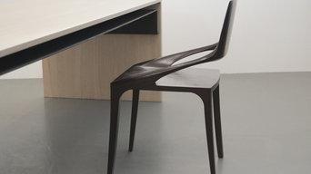 Stuhl in Wengeholz