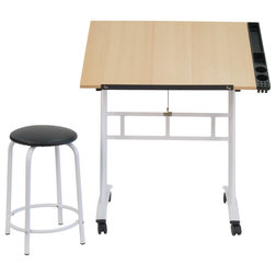 Contemporary Drafting Tables by Studio Designs