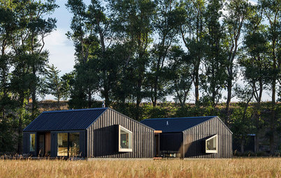 Houzz Tour: Serene Pavilions Provide a Refuge From the City