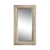 Iris Wall Mirror Victorian Wall Mirrors By Bassett