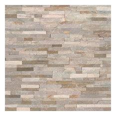 Gold Rush Mini Panel 4.5X9, Splitface, Slate, Ledgers