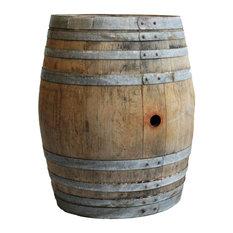 Consigned Oak Wine Barrel