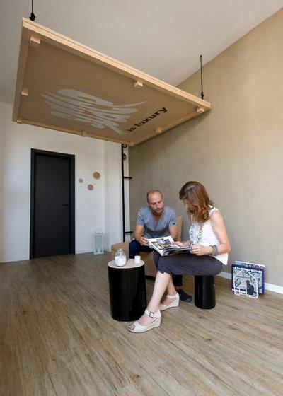 Лофт Семейная комната by Renato Arrigo