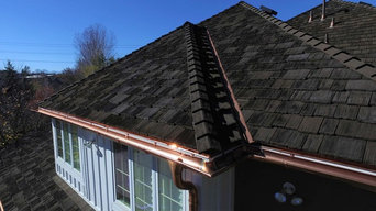 Dallas/Ft. Worth Roofing - CeDUR Shake Synthetic Shingles - Heritage Constructio