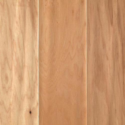 Rustic River Coal Creek - Natural Hickory in Prarie Dance - Hardwood Flooring