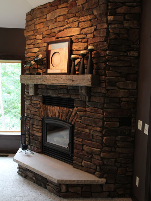 2011 Parade Home - Indoor Fireplaces
