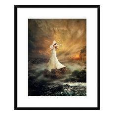 """Rhythm Of The Storms"" Artwork, 22.5""x28"""