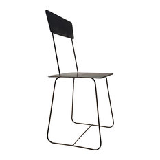 Tuttotondo Industrial Iron Dining Chair