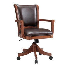1st Avenue Samuel Desk Chair With Wheels Office Chairs