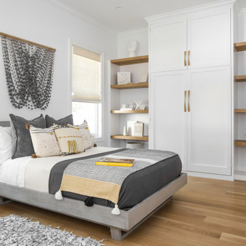 Guest Bedroom - the epitome of polished comfort