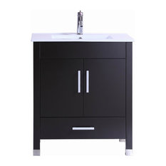 Most Popular Modern Bathroom Vanities For Houzz - Modern free standing bathroom vanities
