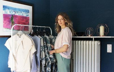Houzzbesuch: Die Gründerzeitwohnung einer Hamburger Modebloggerin