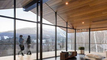 Beautiful Architecture - Custom Window Installation