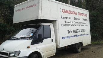 cambridge removals portfolio